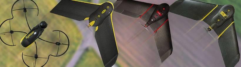 drones para mapeamento